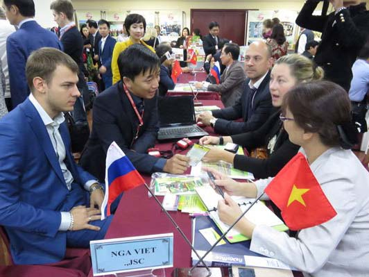 Mời tham dự Đoàn Giao dịch Xúc tiến thương mại tại Liên bang Nga 2016