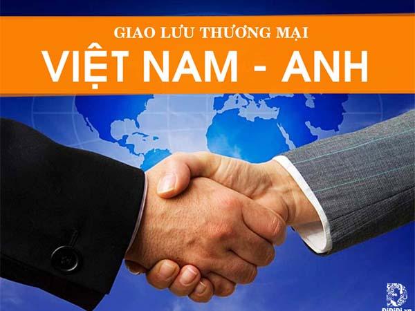 """Mời tham dự Hội thảo """"Quảng bá thương hiệu Việt Nam sang thị trường Vương quốc Anh"""""""