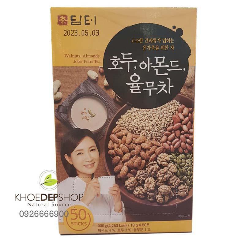 Bột Ngũ Cốc Dinh Dưỡng Hàn Quốc 50 gói