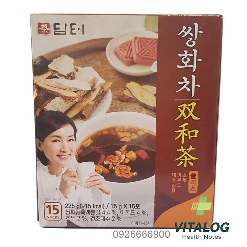 Trà Táo Đỏ Hàn Quốc 15 gói x 15g